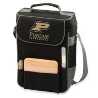 Picnic Time® Collegiate Duet Insulated Cooler Tote - Purdue University