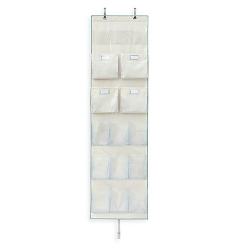 Real Simple® Multi-Pocket Organizer in Off White