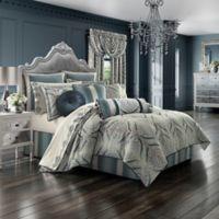 J. Queen New York™ Gianna Queen Comforter Set in Spa