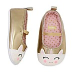 carter's® Size 9-12M Unicorn Mary Jane Shoe in Gold
