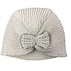 Toby™ NYGB Turban Hat in Grey/Silver