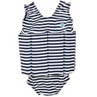 Splash About Size 2-4Y Stripe Floatsuit in Navy