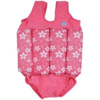 Splash About Size 2-4Y Blossom Floatsuit in Pink