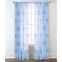 Sara B Collection Sundial 95-Inch Rod Pocket Window Curtain Panel Pair