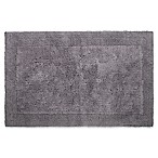 "Wamsutta® Ultra Fine Reversible 21"" x 34"" Bath Rug in Charcoal"
