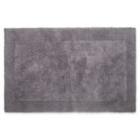 "Wamsutta® Ultra Fine Reversible 30"" x 48"" Bath Rug in Charcoal"
