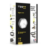 Liggoo Rechargeable LED Pack Pro Mobile Light in Yellow