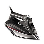 Rowenta® Pro Master Xcel Steam Iron in Black