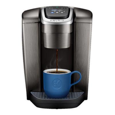 KeurigR K EliteTM Single Serve Coffee Maker In Brushed Slate