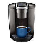 Keurig® K-Elite™ Single Serve K-Cup Pod® Coffee Maker in Brushed Slate