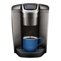 Keurig® K-Elite™ Single Serve K-Cup® Pod Coffee Maker in Brushed Slate