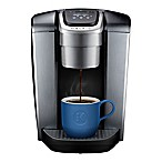 Keurig® K-Elite™ Single Serve K-Cup Pod® Coffee Maker in Brushed Silver