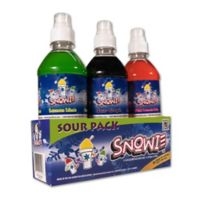 Snowie™ 3-Pack Pucker Up Flavored Snow Cone Syrup