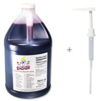 Snowie® 1-Gallon Wild Cherry Flavored Syrup