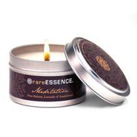 RareESSENCE® Meditation Travel Tin Candle
