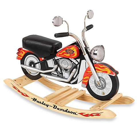 KidKraft® Harley-Davidson® Roaring Rocker - buybuy BABY