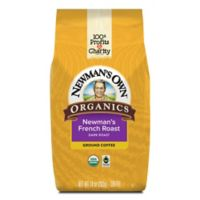 Newman's Own® Organics 10 oz. Newman's French Roast Ground Coffee