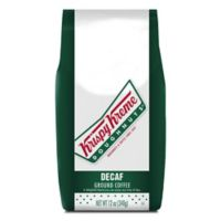 Krispy Kreme Doughnuts® 12 oz. Decaf Ground Coffee