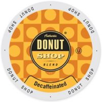 96-Count Authentic Donut Shop® Decafeinated Original Roast for Single Serve Coffee Makers