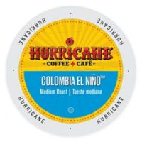 48-Count Hurricane Coffee & Tea Colombia El Nino Coffee for Single Serve Coffee Makers