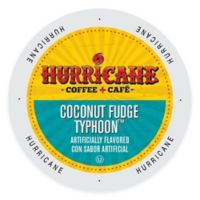 96-Count Hurricane Coffee Coconut Fudge Typhoon Coffee for Single Serve Coffee Makers