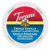 96-Count Torani® French Vanilla Coffee for Single Serve Coffee Makers