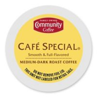 36-Count Community Coffee® Café Special for Single Serve Coffee Makers
