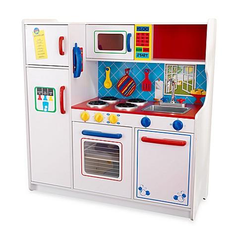 KidKraft® Deluxe Letu0027s Cook Kitchen