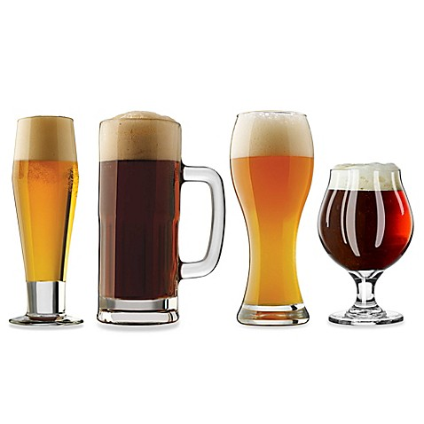 craft beer bath libbey 174 craft brews glasses set of 4 bed bath 1394