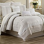Umbria 14-Piece Queen Comforter Set in Ivory