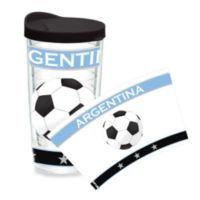 Tervis® Soccer Wrap Argentina 16-Ounce Tumbler