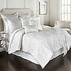 Lebesque 14-Piece California King Comforter Set in White