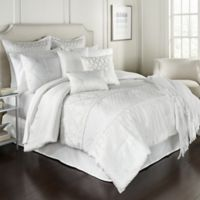 Lebesque 14-Piece King Comforter Set in White