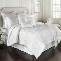 Lebesque 14-Piece Queen Comforter Set in White