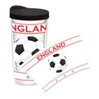 Tervis® Soccer Wrap Engand 16-Ounce Tumbler