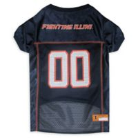 University of Illinois Fighting Illini X-Large Pet Jersey