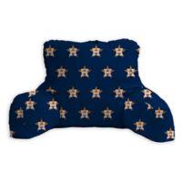 MLB Houston Astros Backrest Pillow
