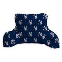 MLB New York Yankees Backrest Pillow
