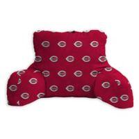 MLB Cincinnati Reds Backrest Pillow