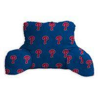 MLB Philadelphia Philles Backrest Pillow