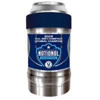Villanova University 2018 NCAA National Champions Locker Can and Bottle Holder