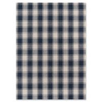 Erin Gates Marlborough Hand Woven 5' x 8' Area Rug in Navy