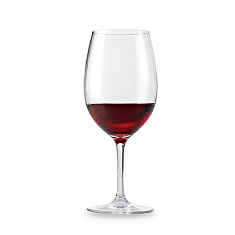 Wine Enthusiast Break-Free PolyCarb Red Wine Glasses (Set of 4)