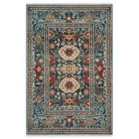 Momeni Lenox LE-03- 2' x 3' Accent Rug in Blue