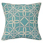 Commonwealth Home Fashions Keene Square Indoor/Outdoor Throw Pillow