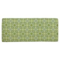 Commonwealth Home Fashions Keene Bench Seat Cushion in Green