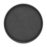 Kraftware™ San Remo Deluxe 14-Inch Serving Tray in Eclipse Black