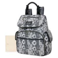 Kelty Drawstring Backpack Diaper Bag in Grey