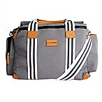 Baby K'Tan® Weekender Diaper Bag in Charcoal