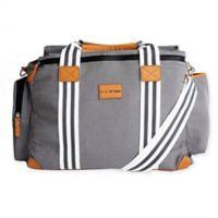 Baby K'Tan® Weekender Diaper Bag in Charcoal